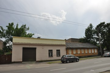 Rīga, Maskavas priekšpilsēta, Kalna iela